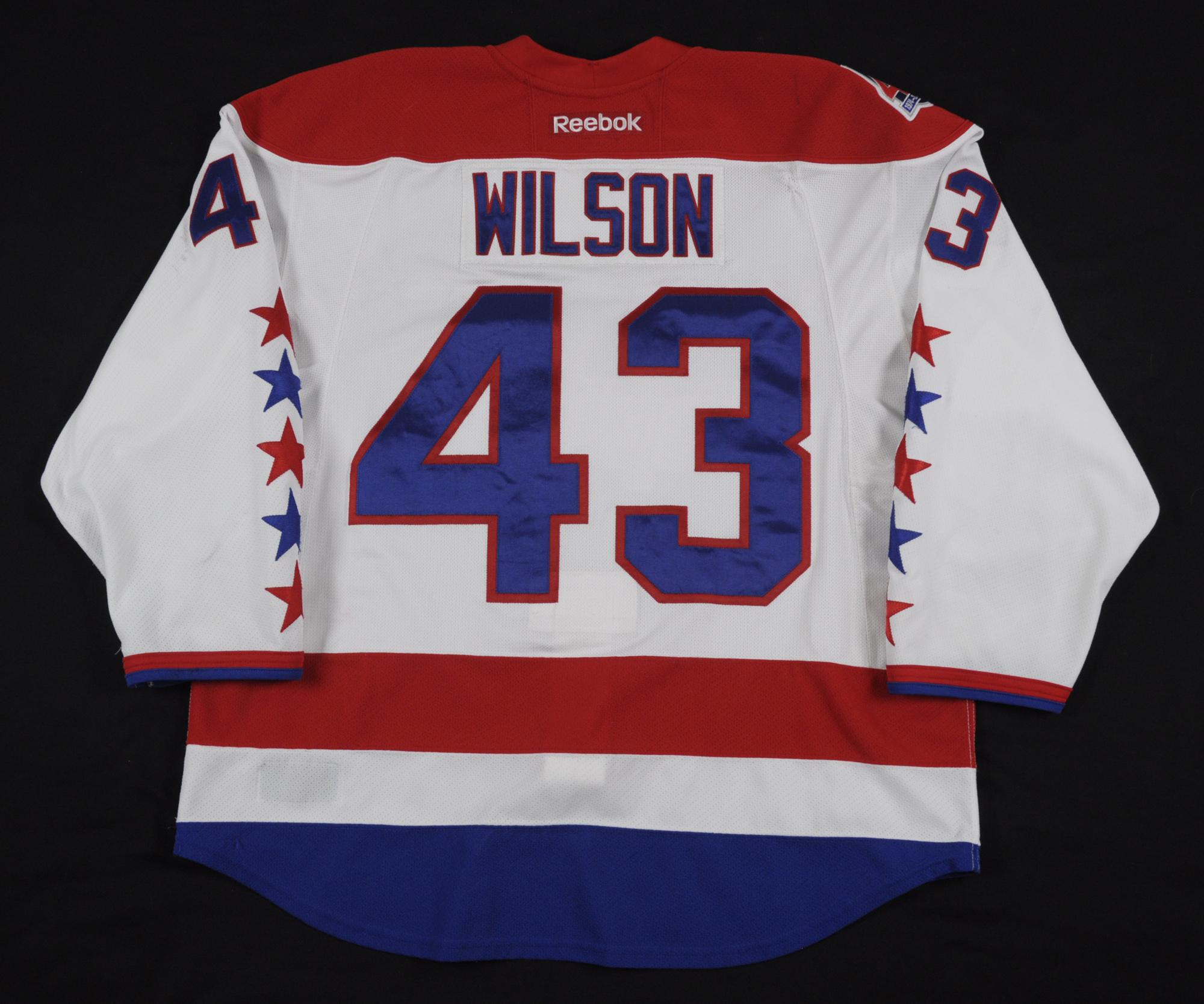 premium selection 1bf5d c2ef5 Washington Capitals Virtual Hockey Museum